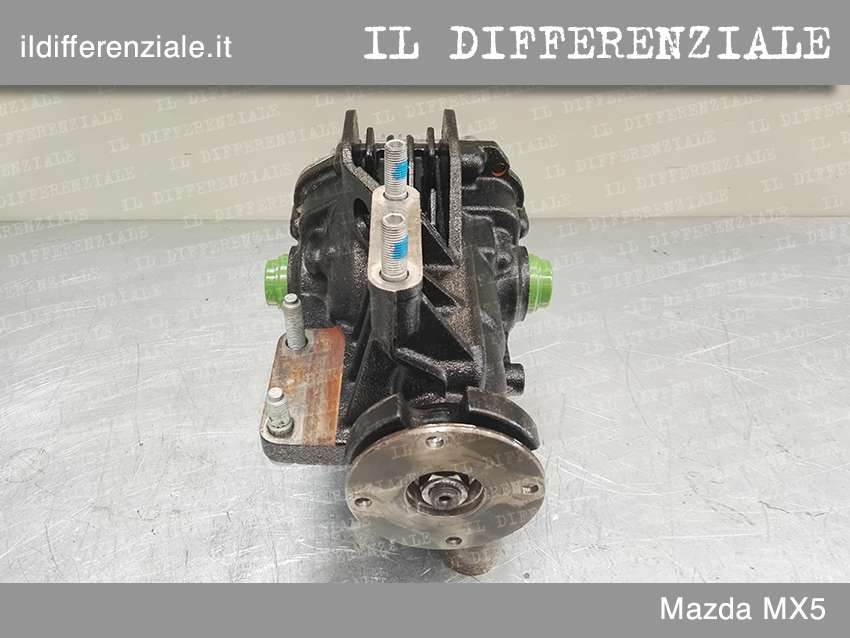 differential mazda mx5 2007 4