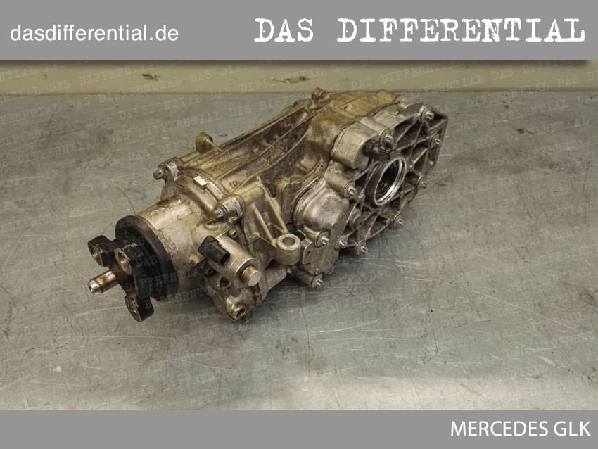 Front Differential Mercedes GLK 1