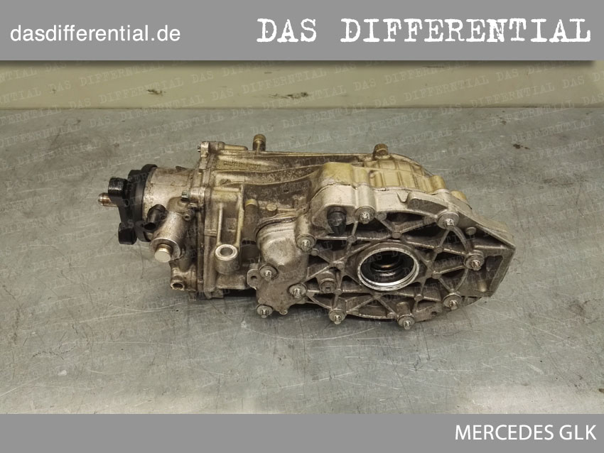 Front Differential Mercedes GLK 2