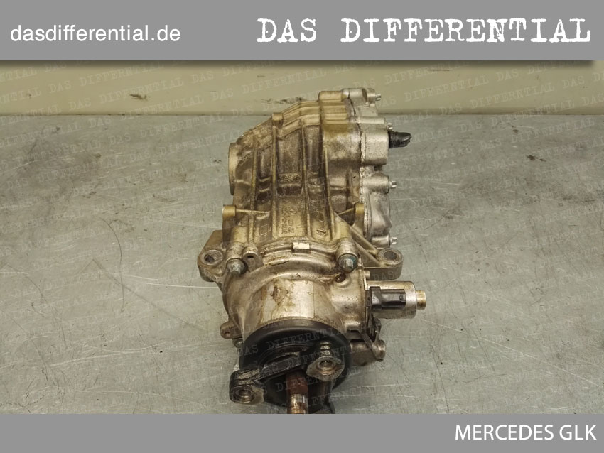 Front Differential Mercedes GLK 4