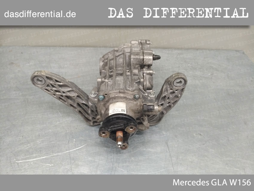 Heck Differential Mercedes GLA W156 1