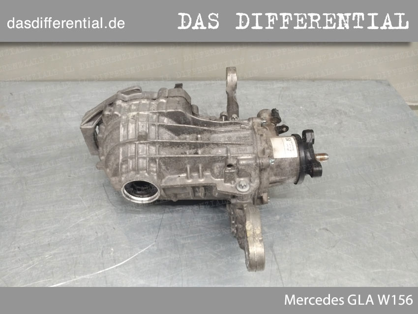 Heck Differential Mercedes GLA W156 2