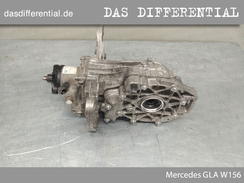 Heck Differential Mercedes GLA W156 4