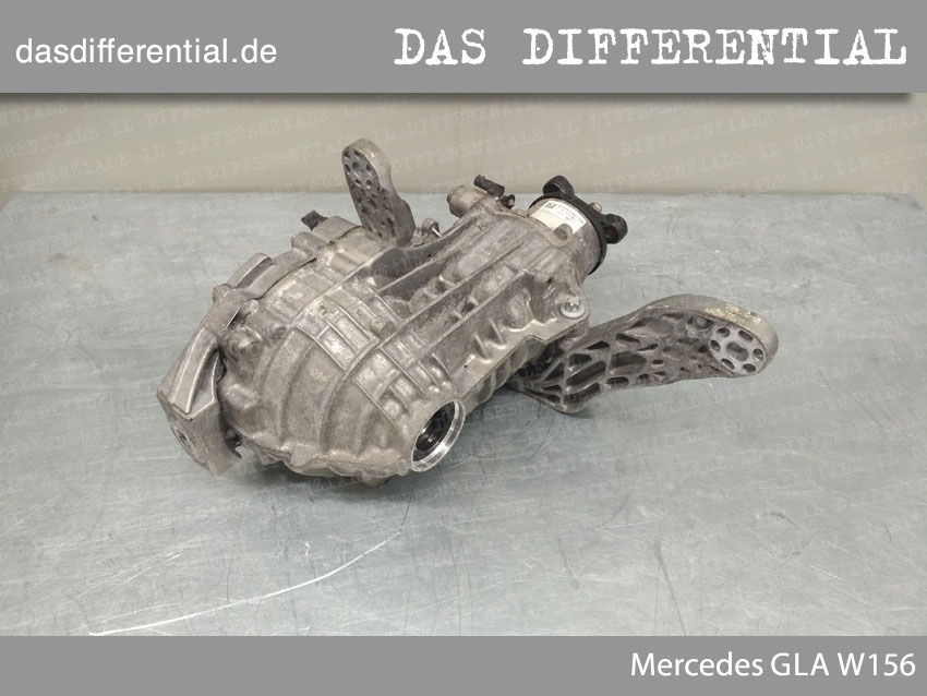 Heck Differential Mercedes GLA W156 6