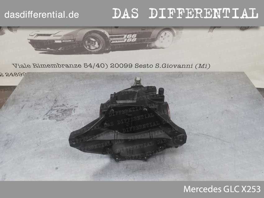 Heck Differential Mercedes GLC X253