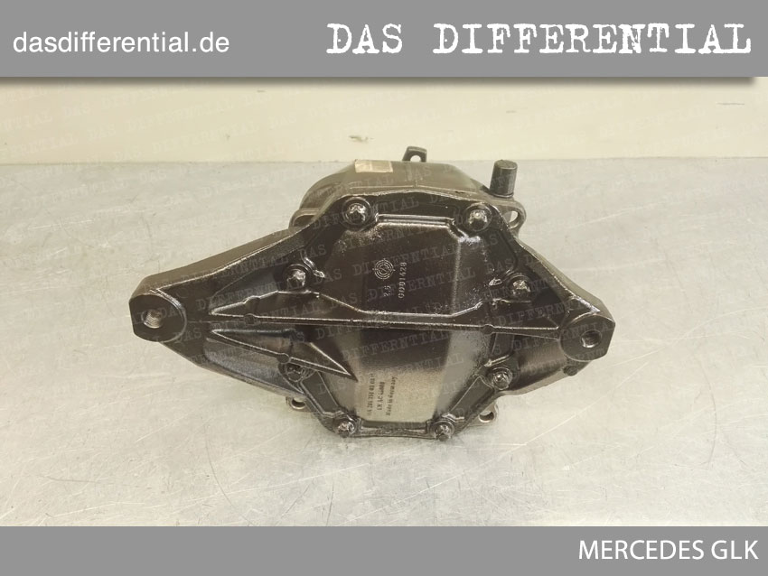 Heck Differential Mercedes GLK 2