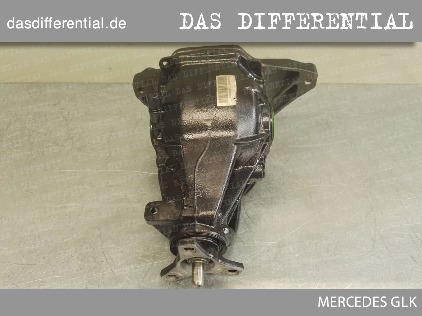 Heck Differential Mercedes GLK 4