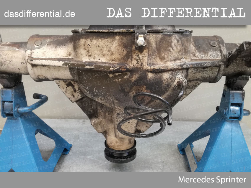 Heck Differential Mercedes Sprinter 1