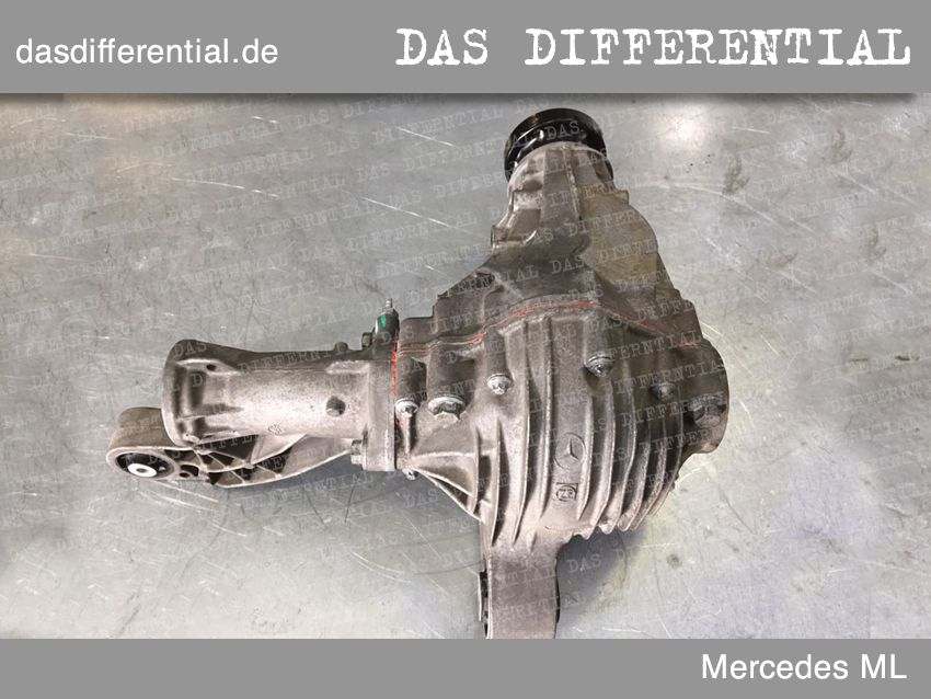 differential mercedes ml 1