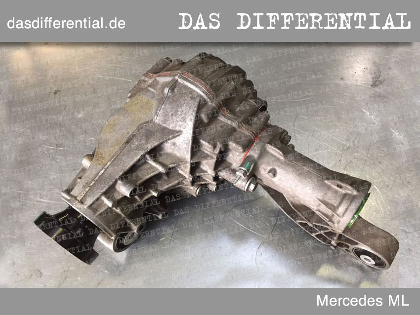 differential mercedes ml 2