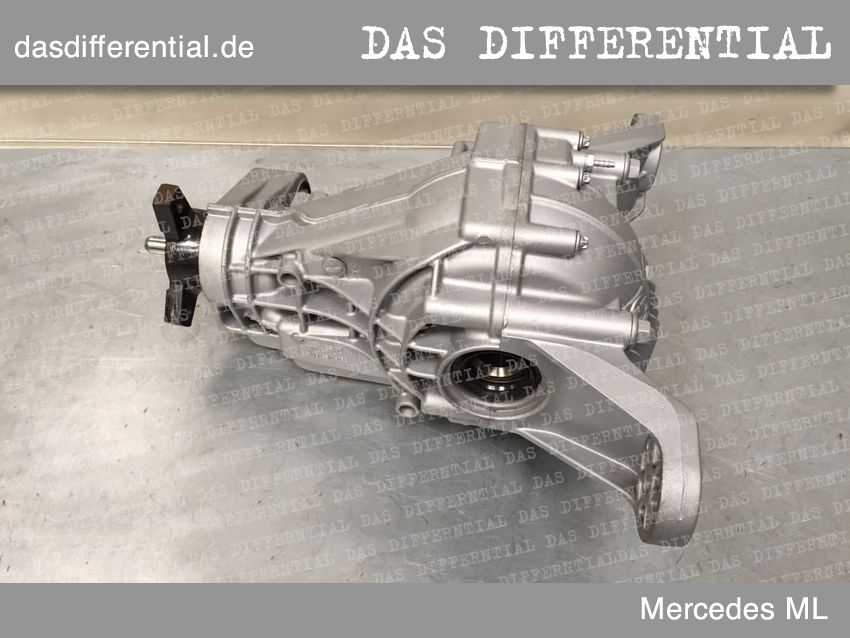 differential mercedes ml hintere 2