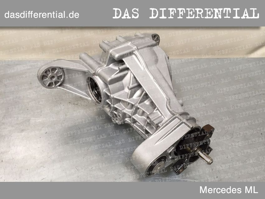 differential mercedes ml hintere 3