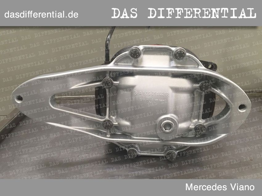 differential mercedes viano hintere 1