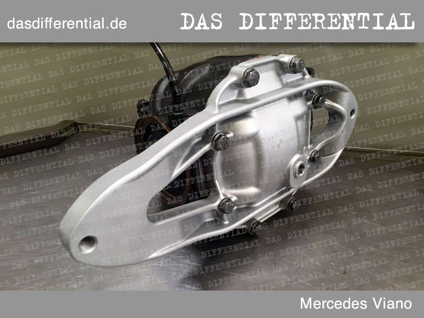 differential mercedes viano hintere 3