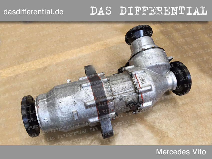 differential mercedes vito matic 1