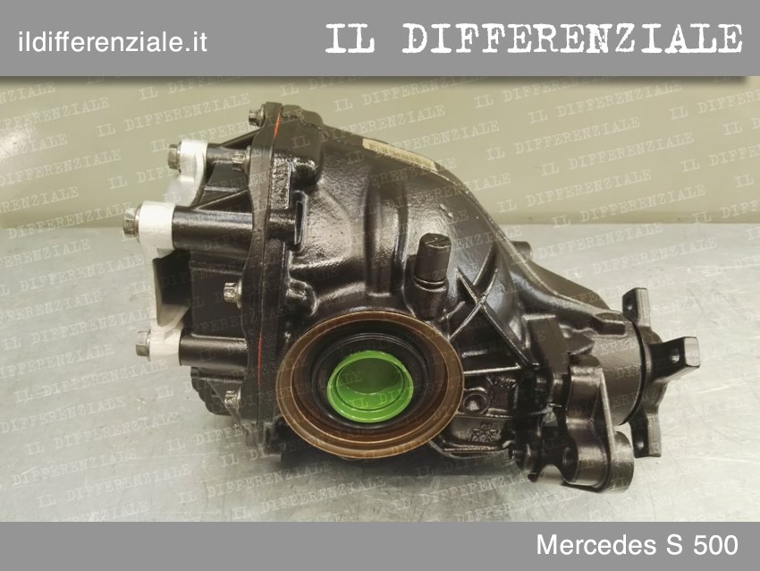 differenziale mercedes s 500 posteriore 1