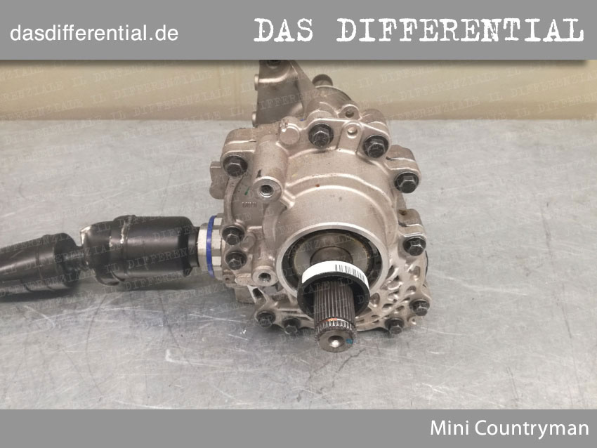 Mini Countryman FRONT DIFFERENTIAL 1