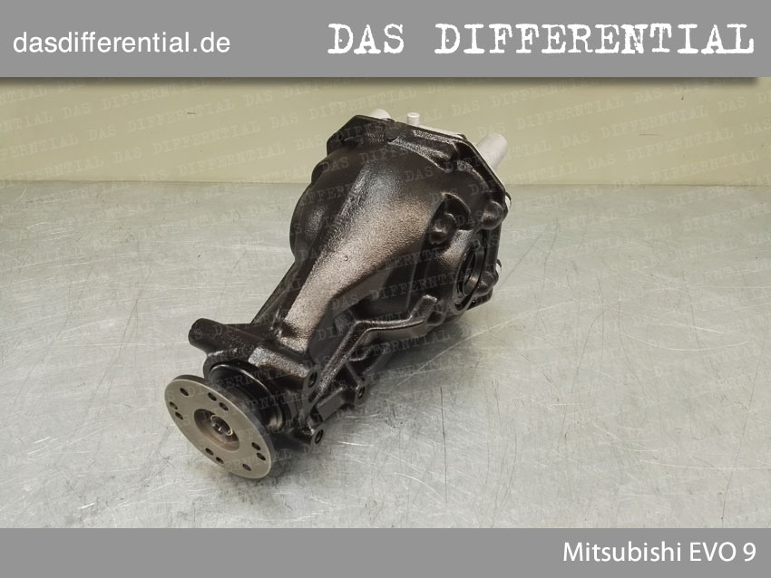 Heck Differentialgetriebe Mitsubishi EVO 9 1