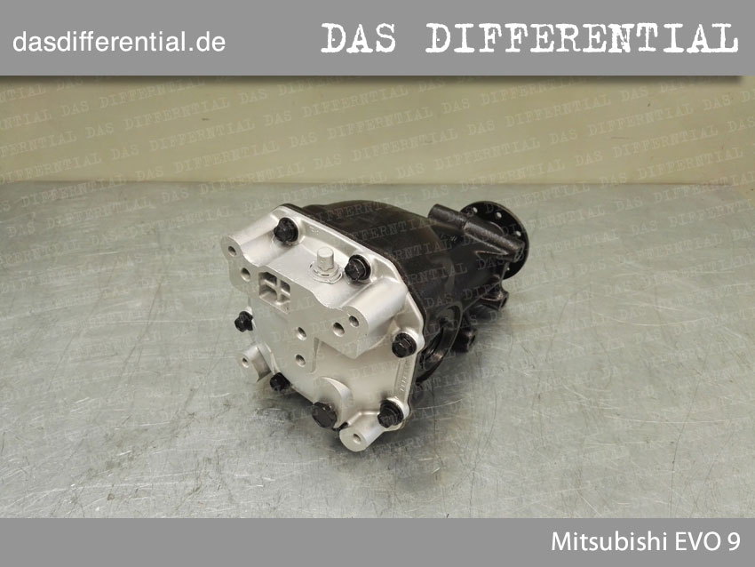 Heck Differentialgetriebe Mitsubishi EVO 9 2