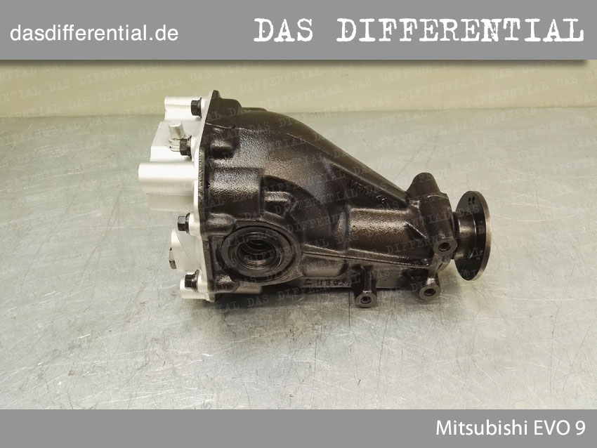 Heck Differentialgetriebe Mitsubishi EVO 9 3