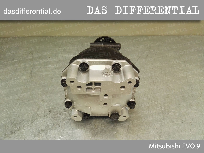 Heck Differentialgetriebe Mitsubishi EVO 9 4