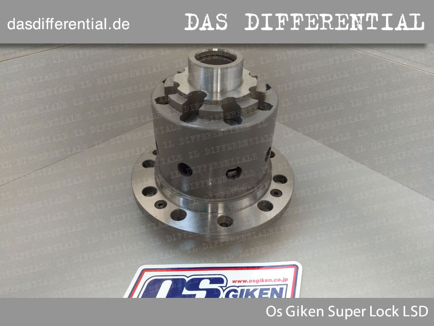 Os Gyken SuperLock LSD Differenziale 1