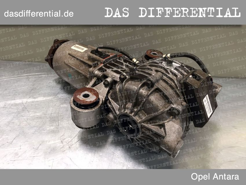 differential opel antara 1
