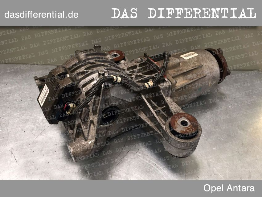 differential opel antara 2