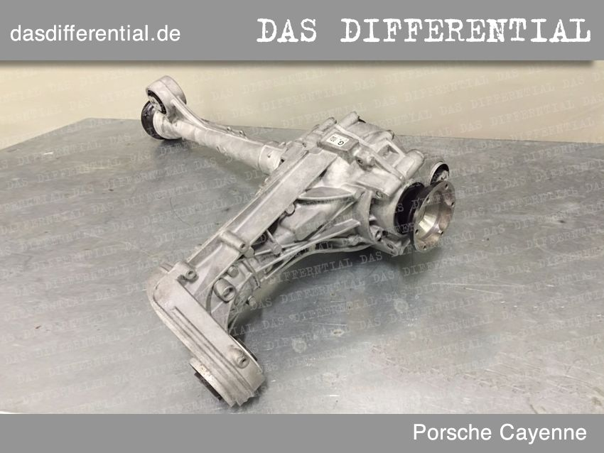 differential porsche cayenne 2014 1