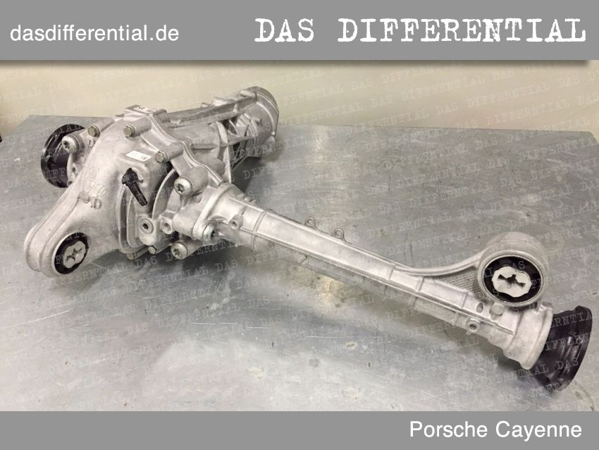 differential porsche cayenne 2014 2