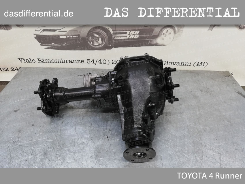 Front Differentialgetriebe Toyota 4 runner 1