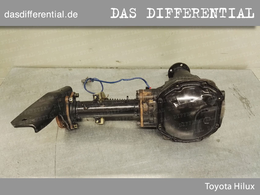 Front Differentialgetriebe Toyota Hillux 1