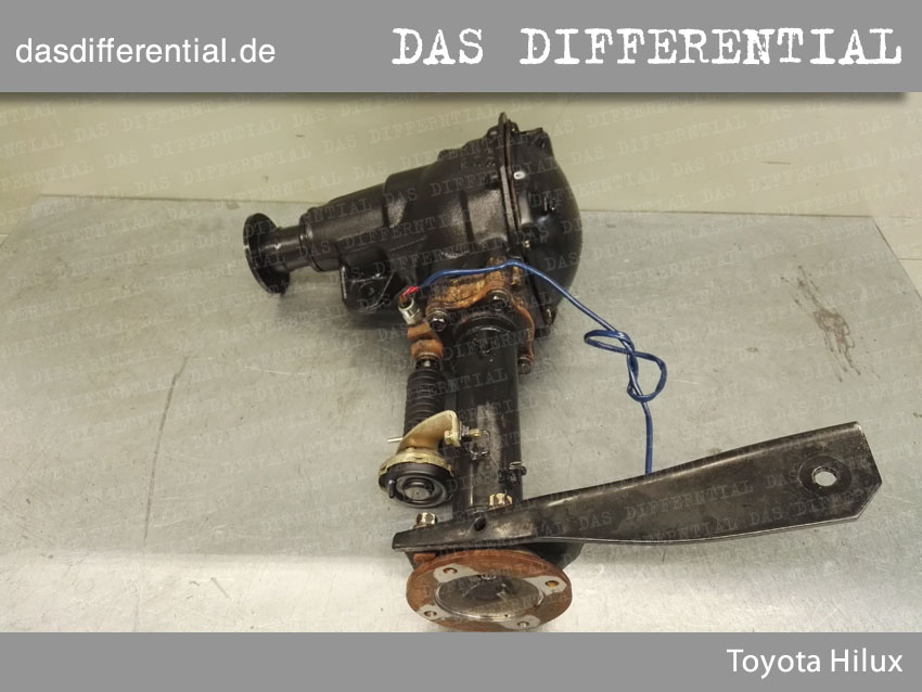 Front Differentialgetriebe Toyota Hillux 2