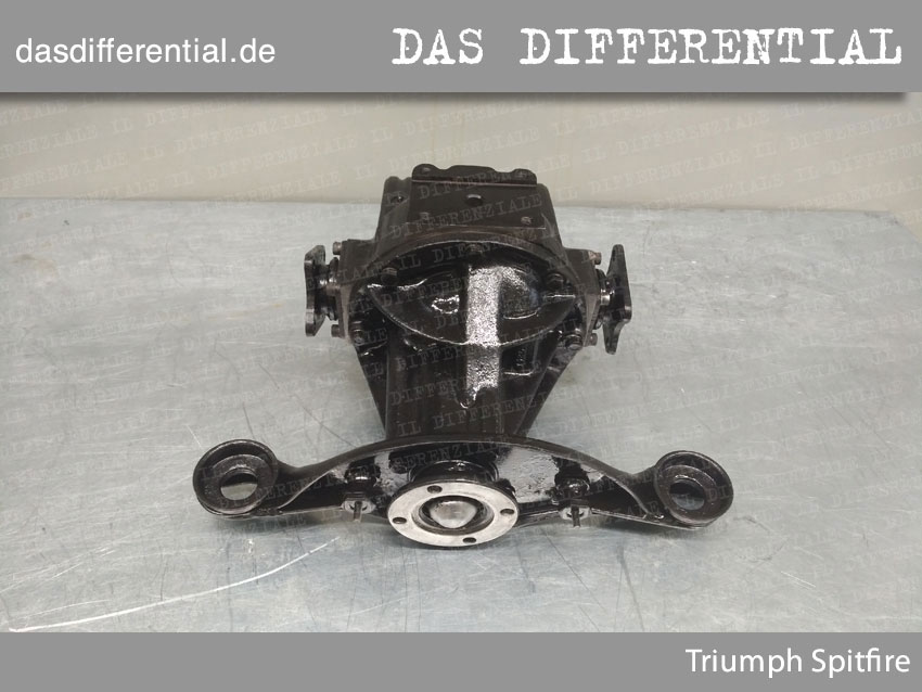 Triumph Spitfire 1977 HECK DIFFERENTIAL 1