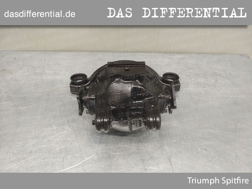 Triumph Spitfire 1977 HECK DIFFERENTIAL 3