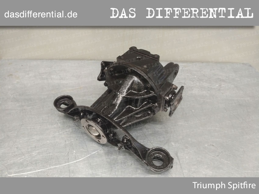 Triumph Spitfire 1977 HECK DIFFERENTIAL 5