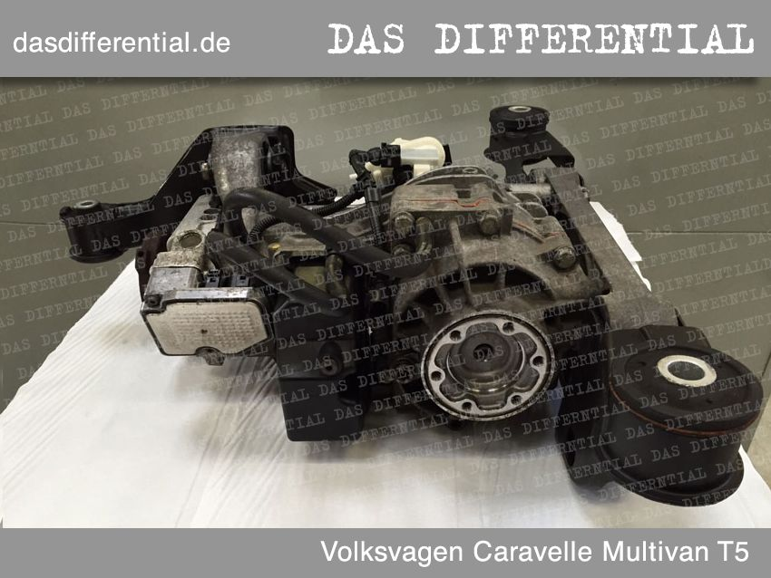 differential volkswagen caravelle t5 2