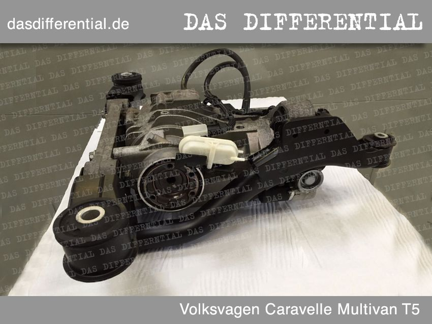 differential volkswagen caravelle t5 3