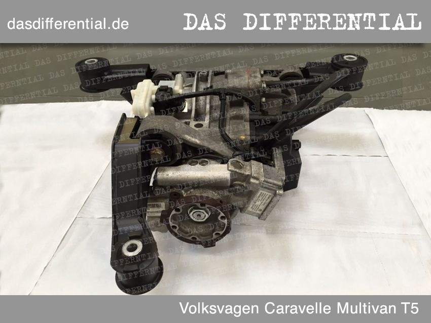 differential volkswagen caravelle t5 4