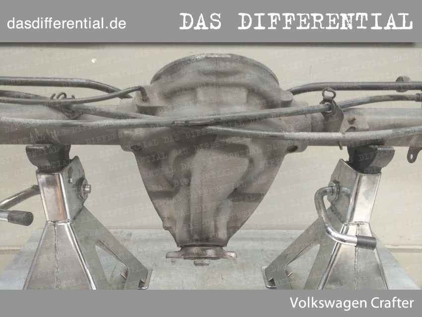 differential Volkswagen Crafter 0