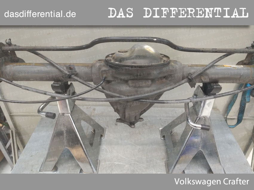 differential Volkswagen Crafter 1