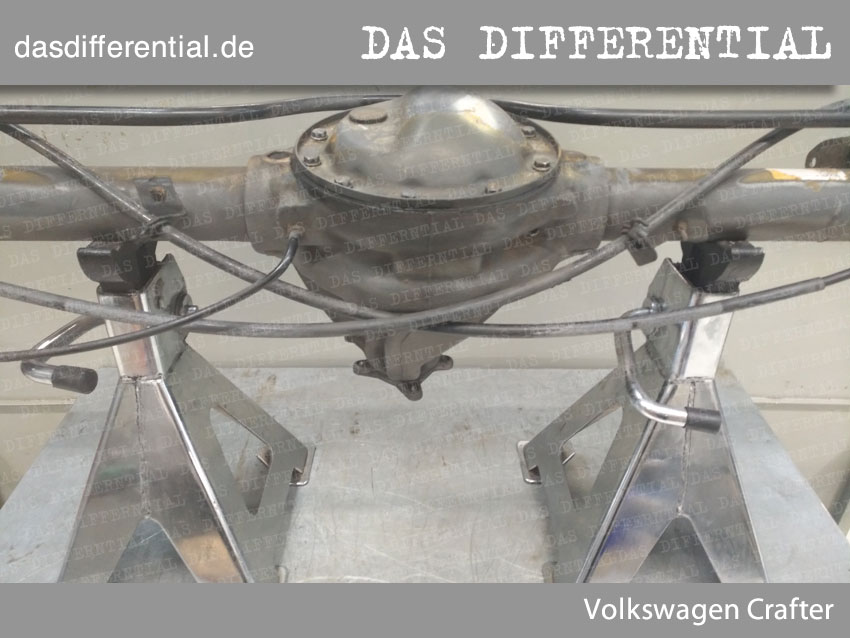 differential Volkswagen Crafter 2