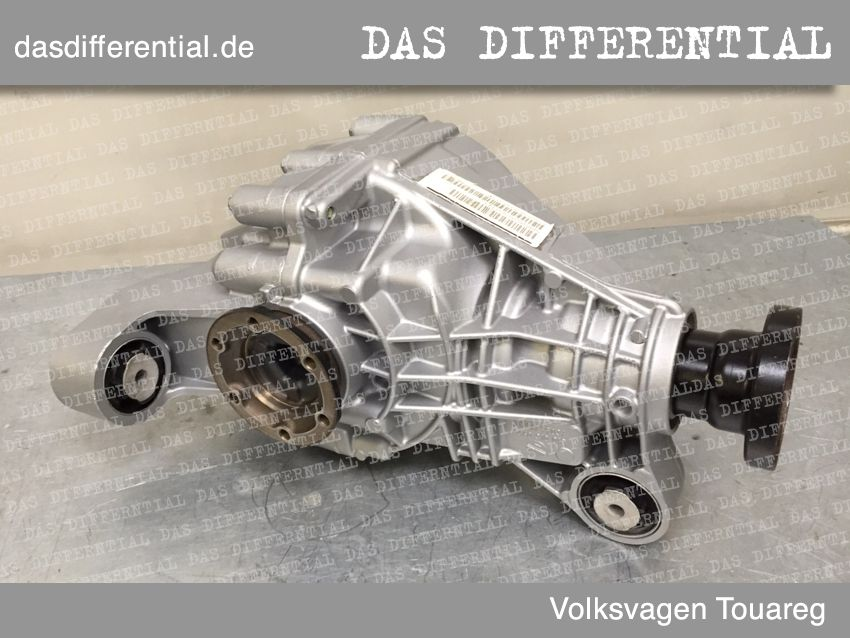 differential volkswagen touareg hintere 1