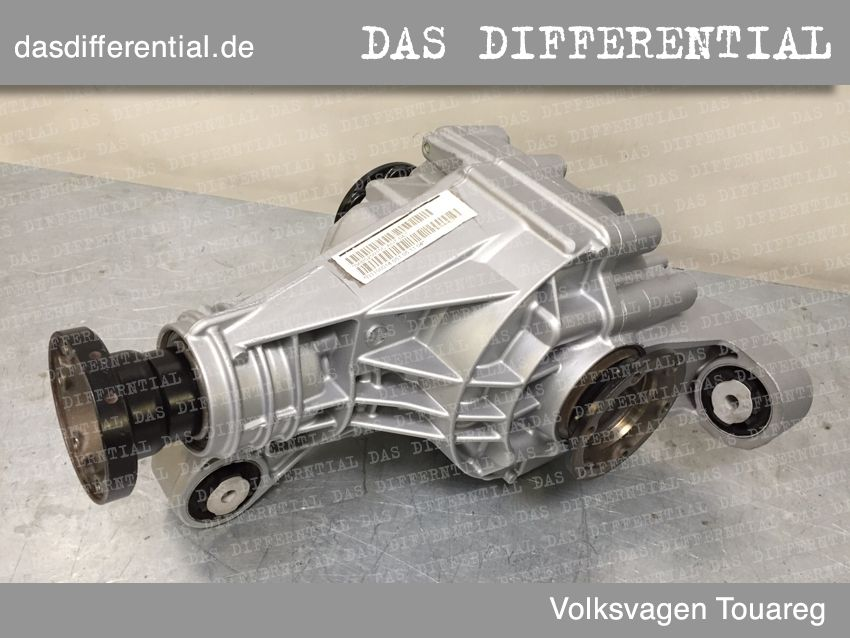 differential volkswagen touareg hintere 2