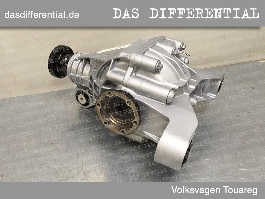 differential volkswagen touareg hintere 3