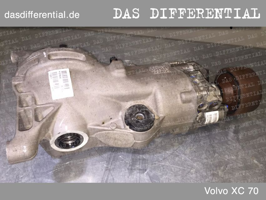 differential volvo xc70 hintere 1