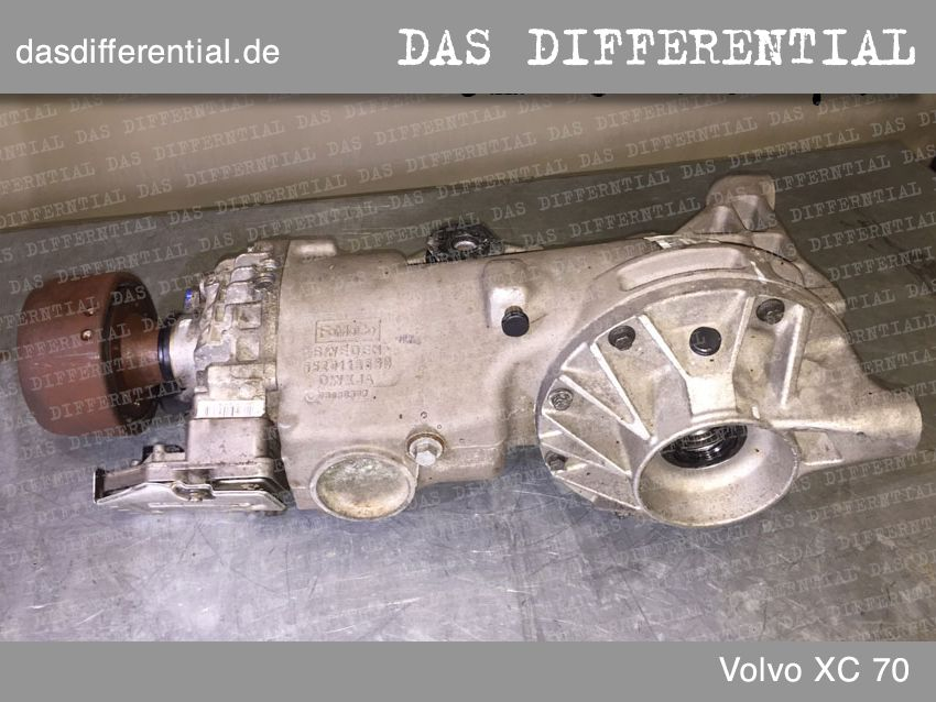 differential volvo xc70 hintere 2
